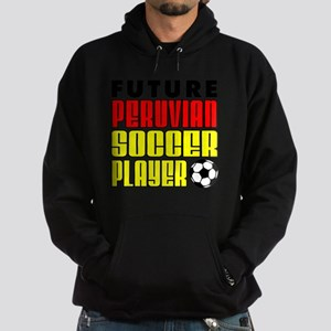 Future Peruvian Soccer Player Hoodie (dark)
