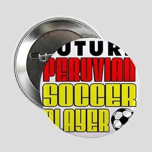 """Future Peruvian Soccer Player 2.25"""" Button"""