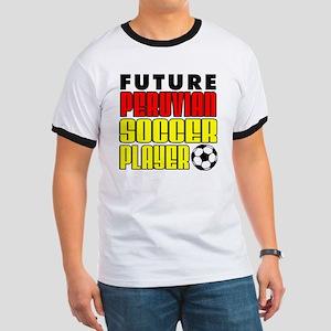 Future Peruvian Soccer Player Ringer T