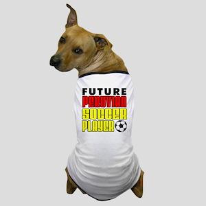Future Peruvian Soccer Player Dog T-Shirt