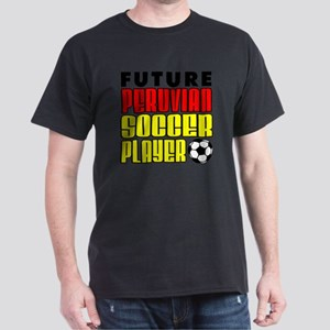 Future Peruvian Soccer Player Dark T-Shirt