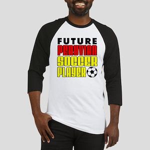 Future Peruvian Soccer Player Baseball Jersey