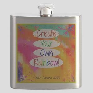 Create Your Own Rainbow Flask