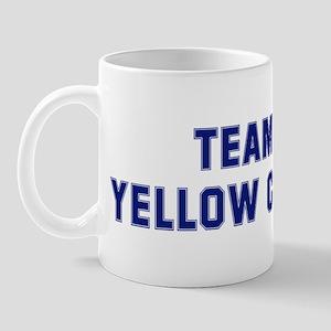 Team YELLOW CORN Mug