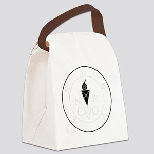 Coven Magick Sigil Canvas Lunch Bag