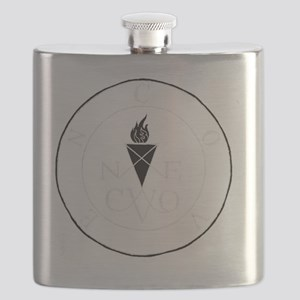 Coven Magick Sigil Flask