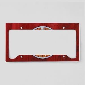 biohaz-delftwood-OV License Plate Holder
