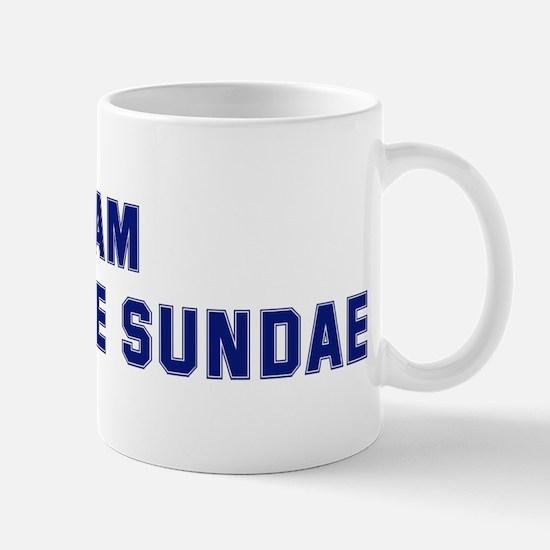 Team HOT FUDGE SUNDAE Mug