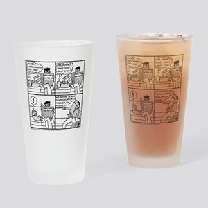Communication Problem Drinking Glass