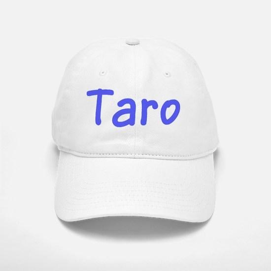 Taro Custom Blue Personalized 47 Designer Cap