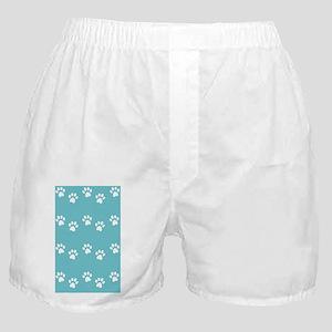 PAW PRINTS Boxer Shorts