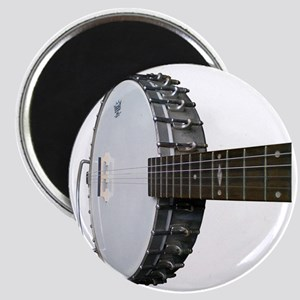 Vintage Banjo Magnet