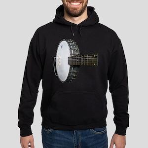 Vintage Banjo Hoodie (dark)