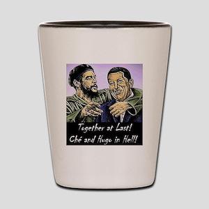 Together at Last! Shot Glass