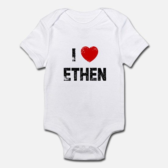 I * Ethen Infant Bodysuit