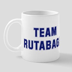 Team RUTABAGA Mug
