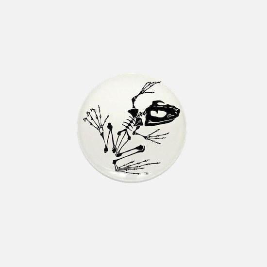 blackbonefrog Mini Button