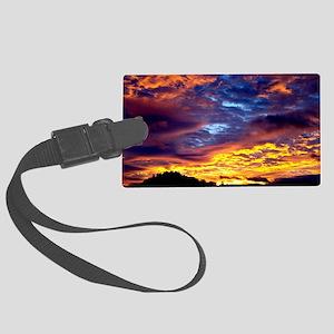 Sunrise 12X9 Large Luggage Tag