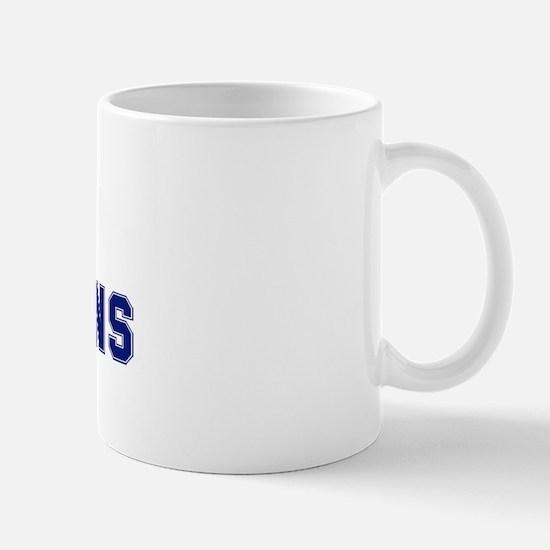 Team LIMA BEANS Mug