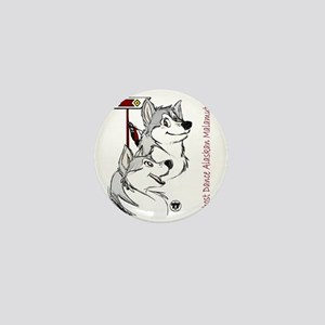 Ghost Dance logo Mini Button