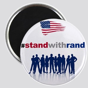 #Stand With Rand Magnet