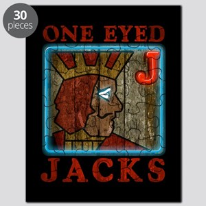 Twin Peaks One Eyed Jacks Puzzle