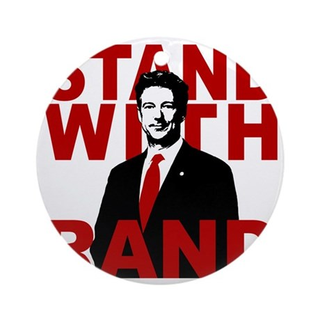 stand with rand round ornament by admin cp17065524