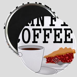 Twin Peaks Damn Fine Coffee Magnet