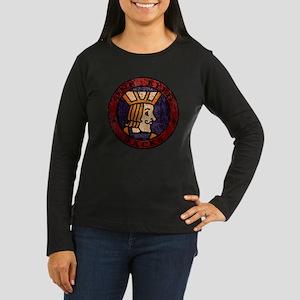 Twin Peaks One Ey Women's Long Sleeve Dark T-Shirt