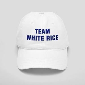Team WHITE RICE Cap