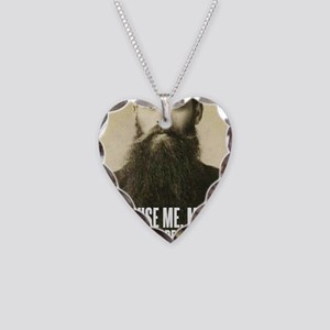 Excuse me, Miss Necklace Heart Charm