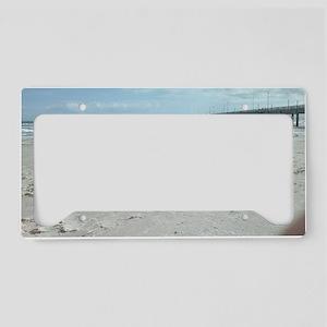 PORT ARANSAS BEACH TEXAS License Plate Holder