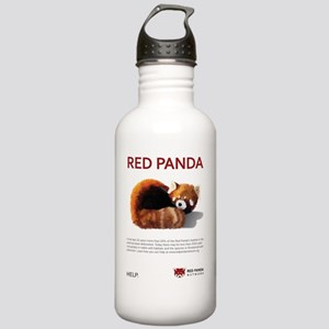 Red Panda Network - He Stainless Water Bottle 1.0L