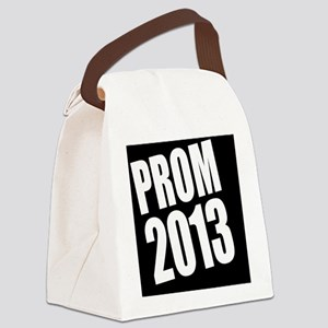 Prom 2013 Canvas Lunch Bag