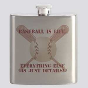 Baseball is Life... Flask