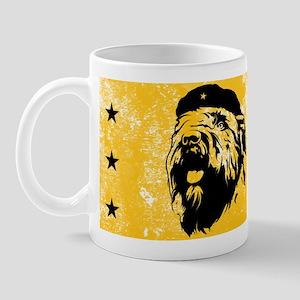 Bouvier Resistance is Futile! Mug