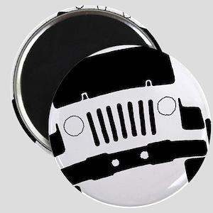 Jeepster Rock Crawler Magnet