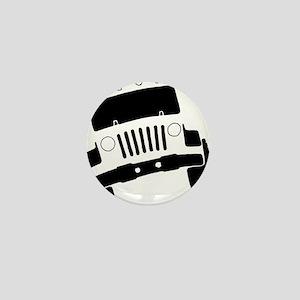 Jeepster Rock Crawler Mini Button