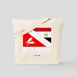 Dive Egypt Tote Bag