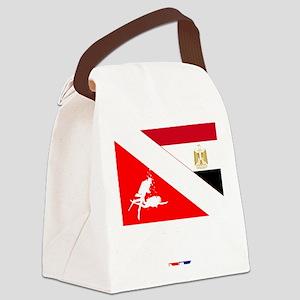 Dive Egypt Canvas Lunch Bag