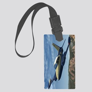 Songbird_441_H_F Large Luggage Tag