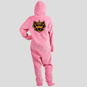 TransformerMIX Footed Pajamas