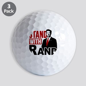 Stand With Rand Golf Balls
