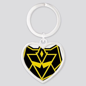 TransformersMIX Heart Keychain