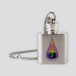 The Water of Life! Flask Necklace