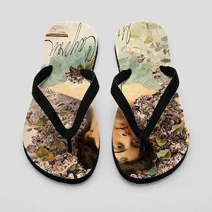 Georgia Cayvan - J Ottmann Lith - 1901 Flip Flops