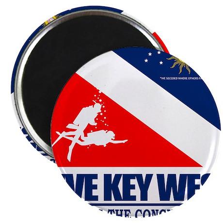 Dive Key West Magnet