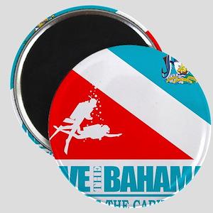 Dive Bahamas Magnet