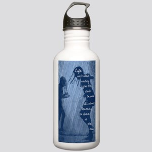 Dancing in the Rain Stainless Water Bottle 1.0L