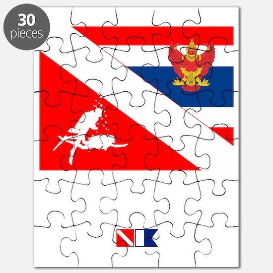 Dive Thailand Puzzle